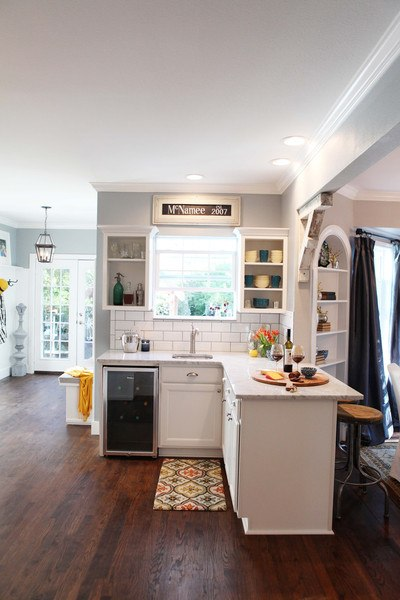 Hgtv S Fixer Upper Kitchen Breakdown Magnolia