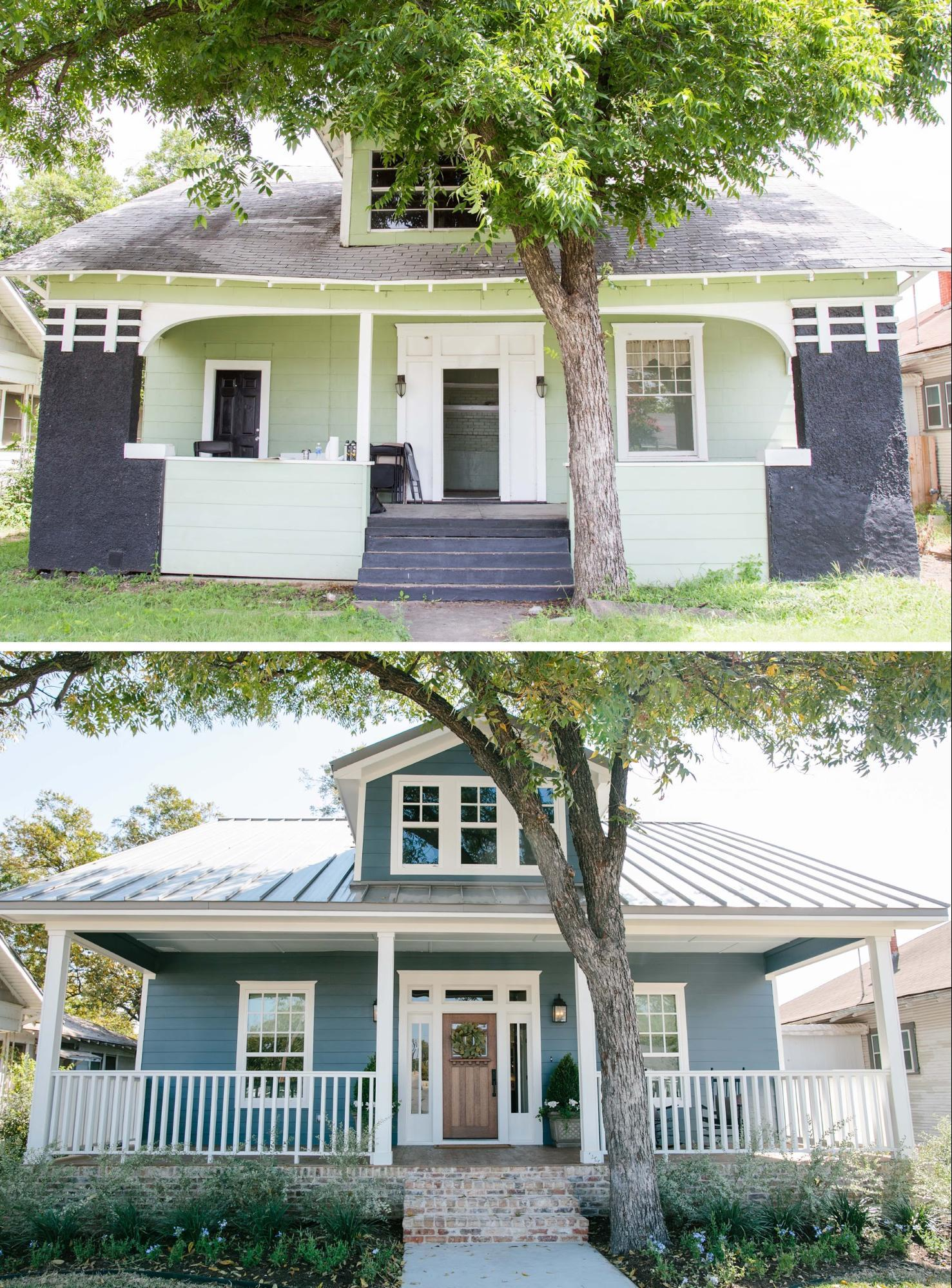 Fixer Upper Season 3 Episode 12 The 3 Little Pigs House