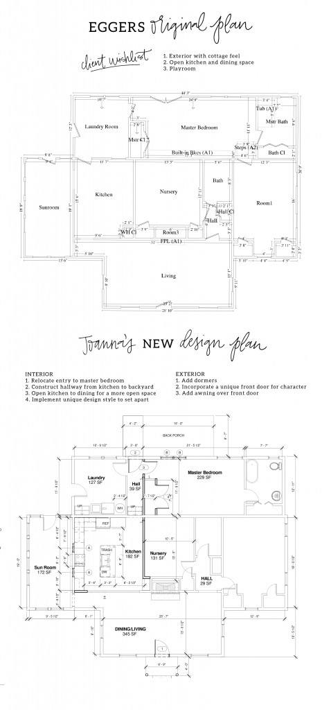 Dansby-Floorplan Options