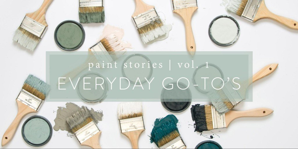 Paint Stories Volume 1: Everyday Go-to Colors
