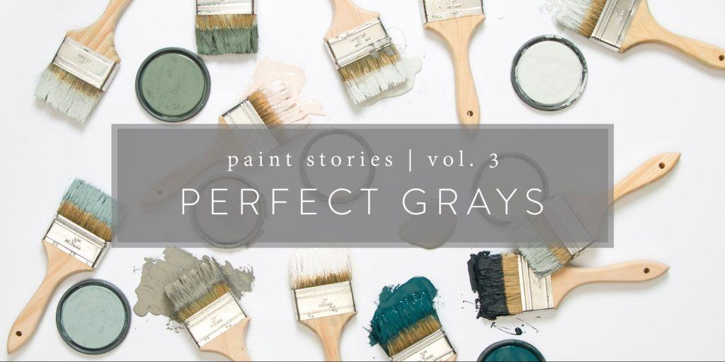 Paint Stories Volume 3: Perfect Grays