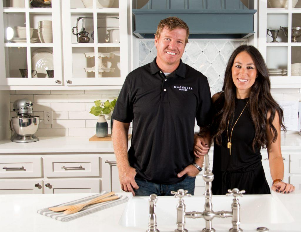 Chip and Joanna - Chapmans Kitchen