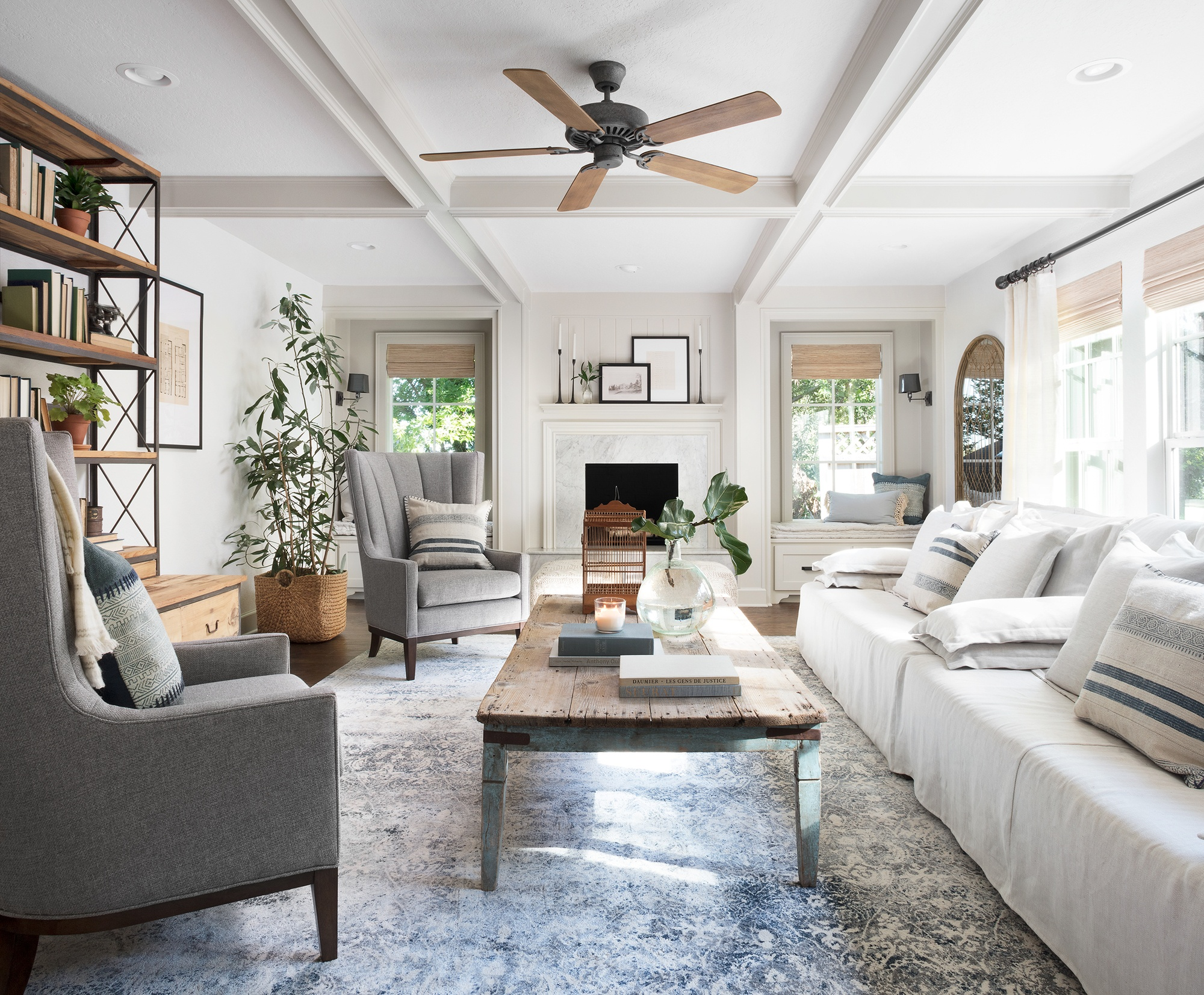 Living room design tips from joanna gaines
