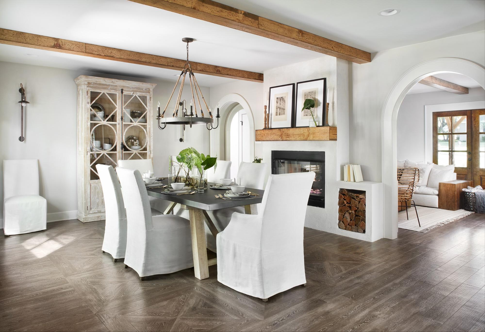 Rustic Coastal design tips from Joanna Gaines
