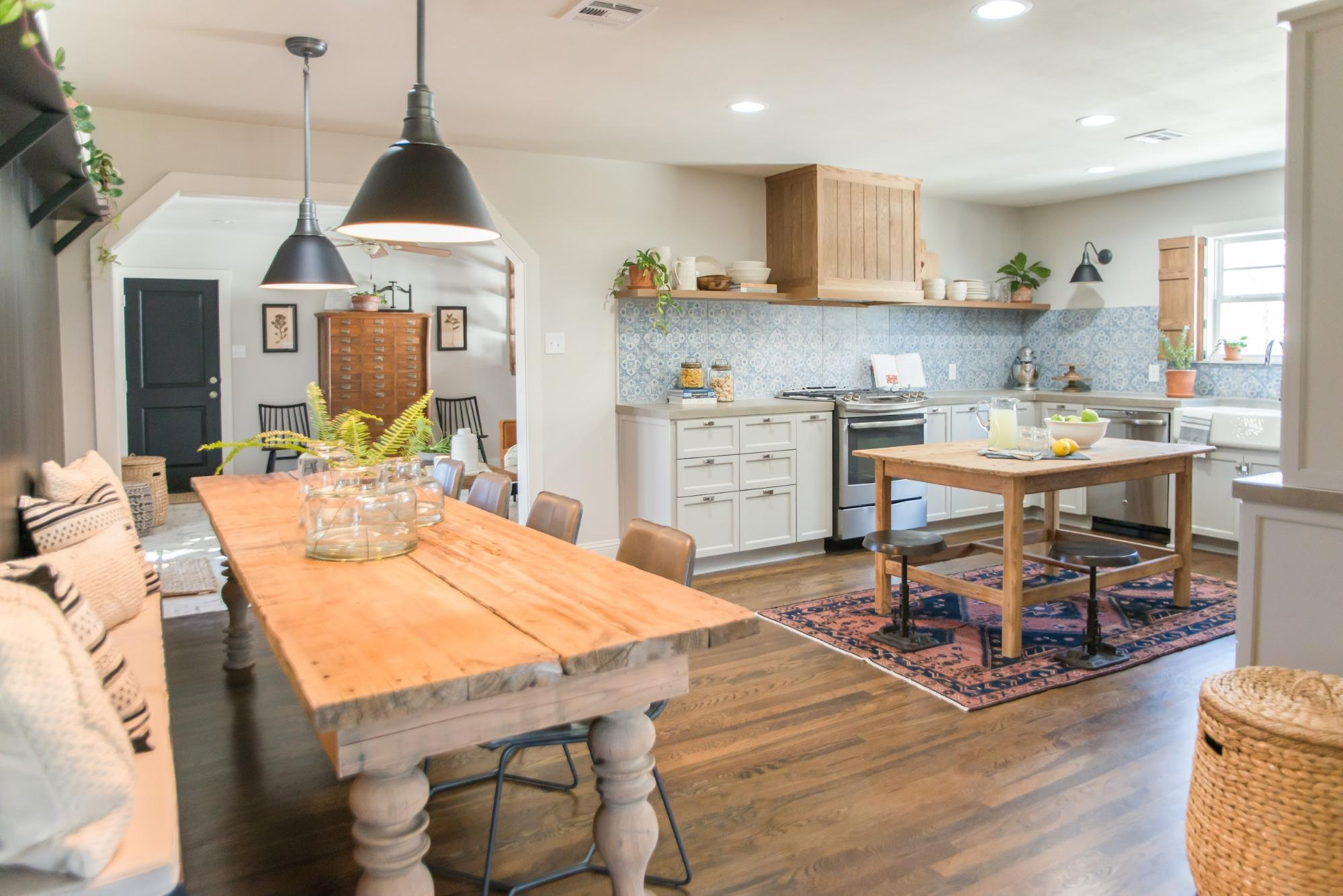 Design Tips From The Baker House Magnolia