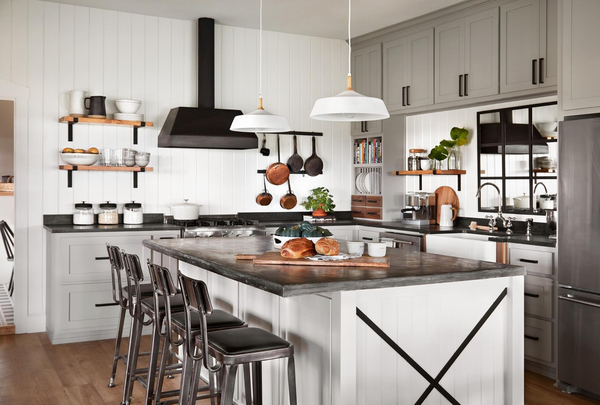 Modern Farmhouse Kitchen Design Tips Ideas Magnolia
