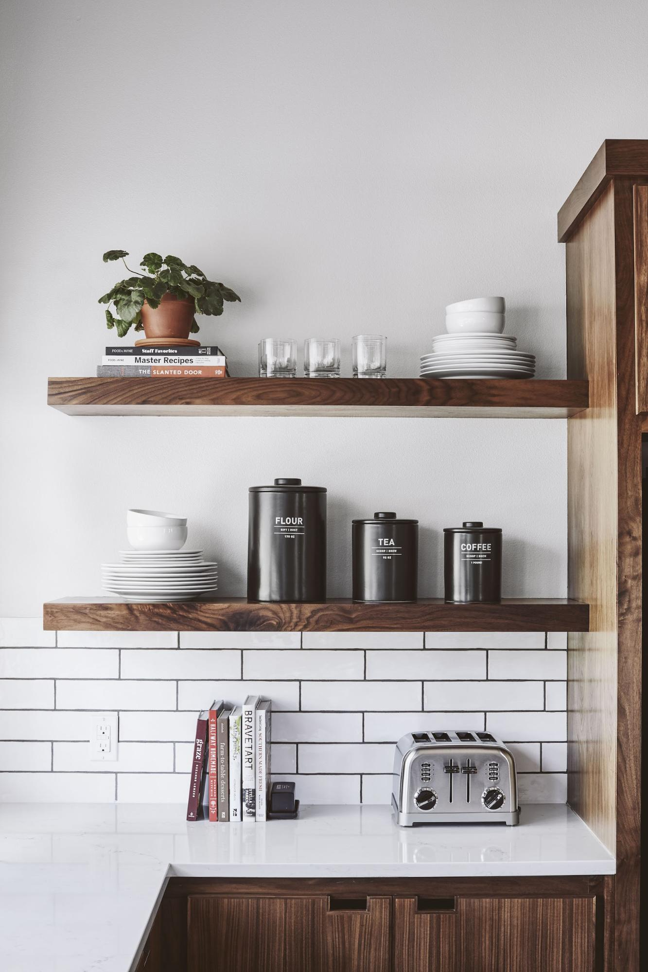 A Technical Guide to Open Shelving | Magnolia