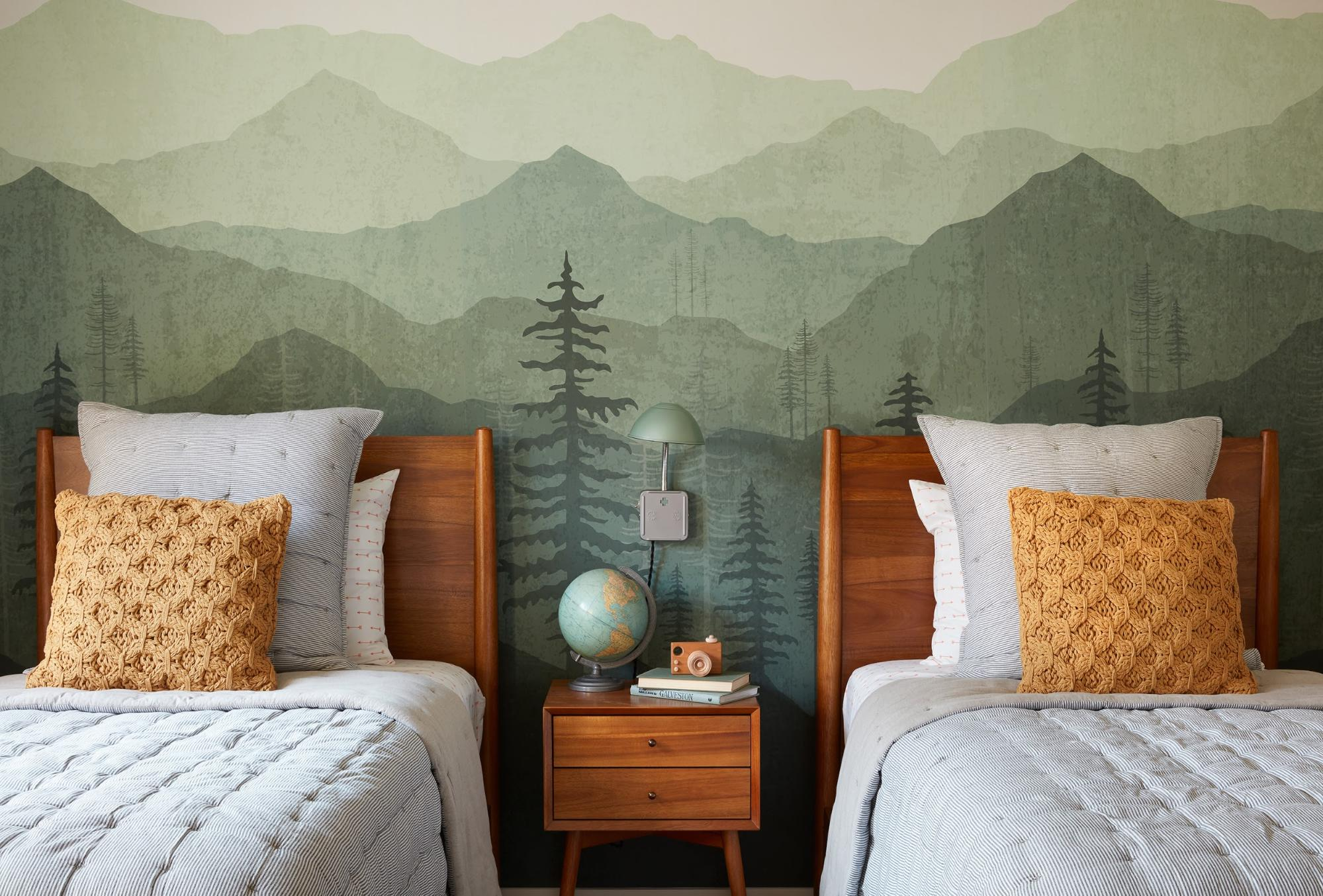 Incorporating Wallpaper Into Your Home | Magnolia