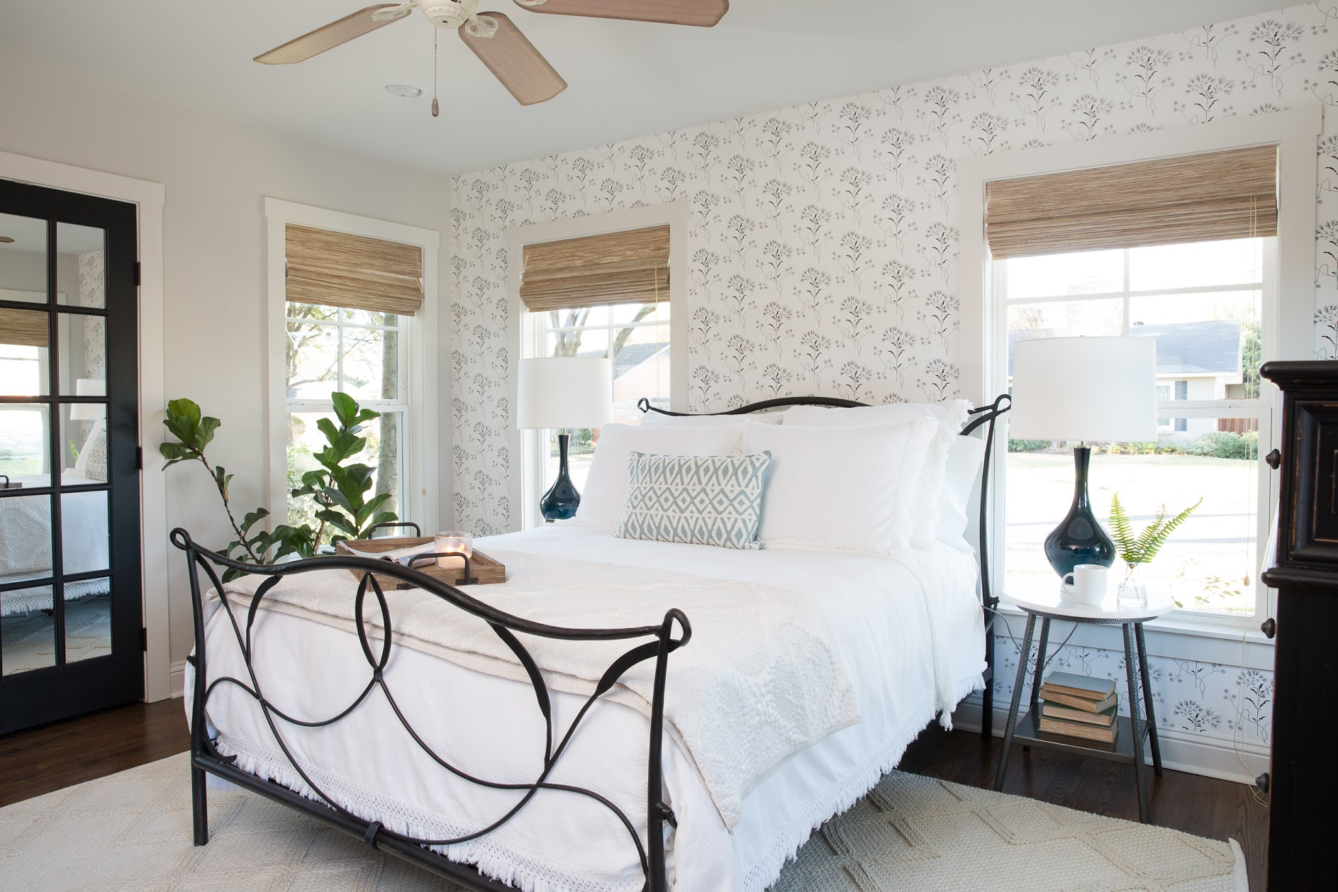 Incorporating Wallpaper Into Your Home Magnolia